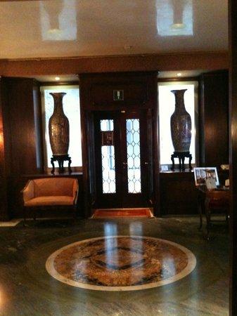 Bauer Palazzo: Lobby