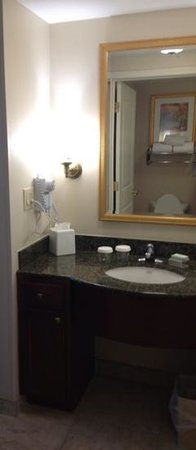 Homewood Suites by Hilton Knoxville West at Turkey Creek: Knoxville Homewood Inn & Suites Bathroom Vanity