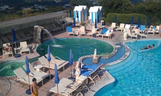 Park Hotel Terme Michelangelo: Una delle piscine termali
