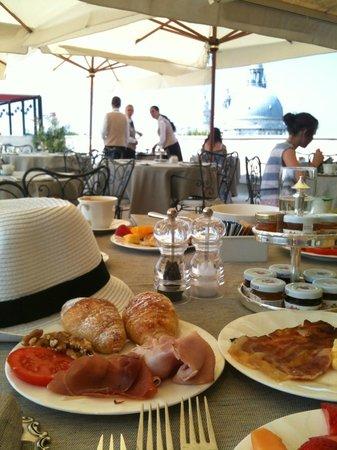 Bauer Palazzo: Breakfast