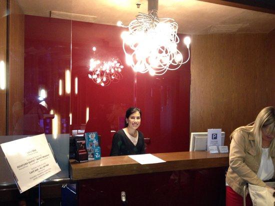 Wilson Boutique Hotel: Great staff