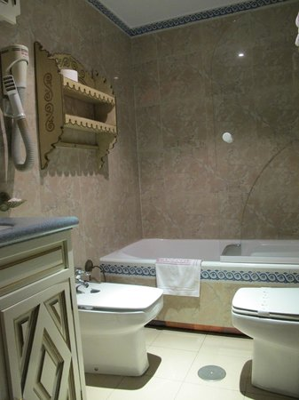 Hacienda del Cardenal: Bathroom