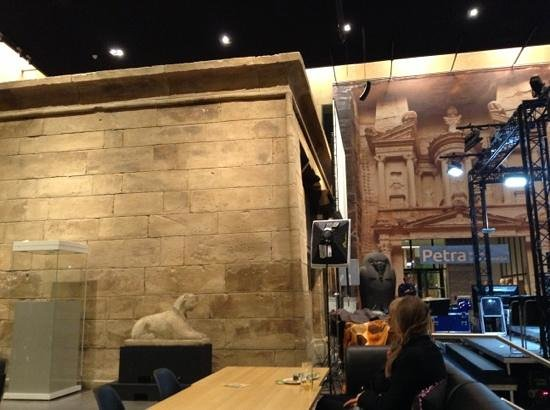 National Museum of Antiquities (Rijksmuseum van Oudheden): in de hal