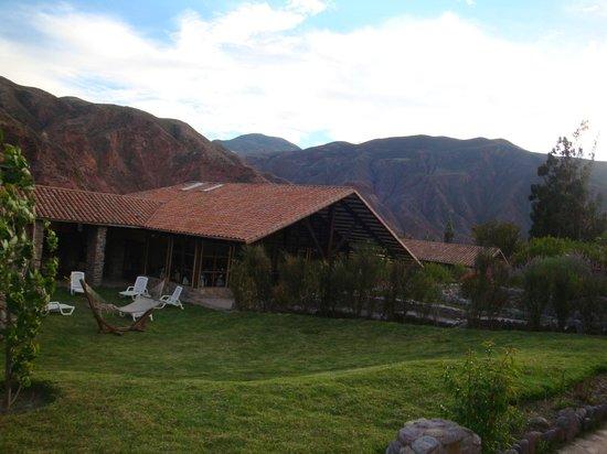 Inkallpa Valle Sagrado: hotel