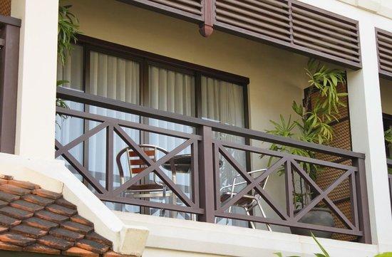 Ansara Hotel: Balcony