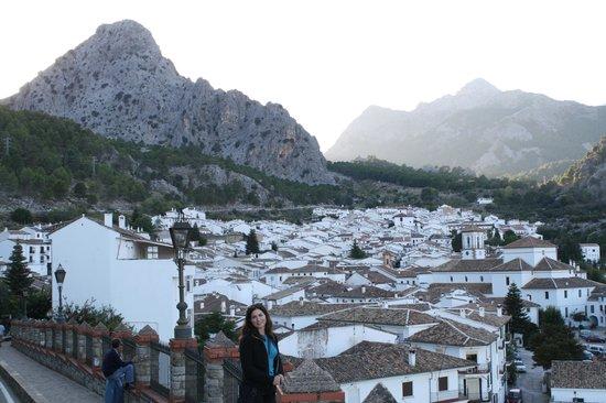 Casa de Las Piedras: pretty town