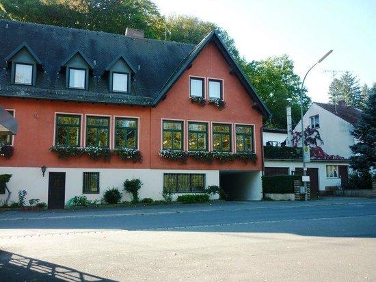 Hotel-Restaurant Buger Hof: Hotel Construção característica do local