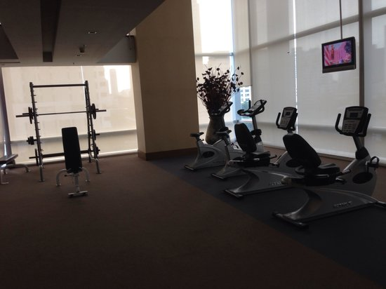 Urbana Sathorn: Gym gym