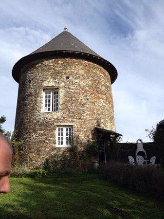 Le Manoir de Hérouville : de pigeonnaire