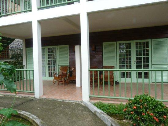 Hotel Deli River: onze kamers