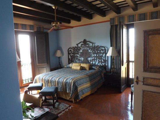 Hotel El Convento : Master Bedroom