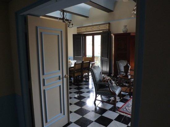 Hotel El Convento : Living Area