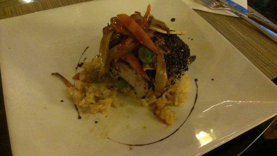 """DoubleTree Suites by Hilton Hotel Philadelphia West: Bon Appetit! Thank you Chef """"Jim""""... It was exquisite! - Sean Z."""