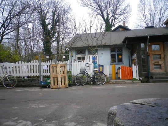 Morgenstedet : The entrance
