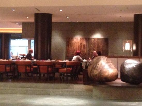 Grand Hyatt Berlin: lobby