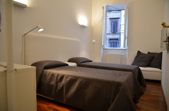 Stay in Rome - Boutique Apartments: stanza 6
