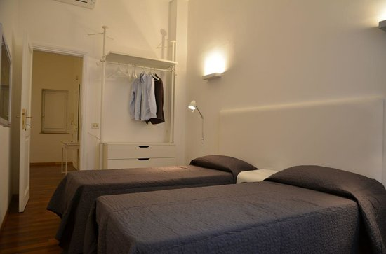 Stay in Rome - Boutique Apartments : stanza 7