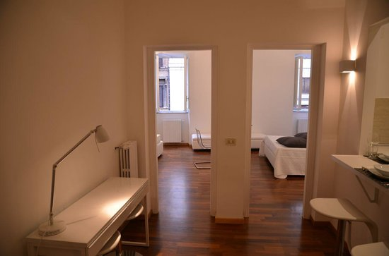 Stay in Rome - Boutique Apartments : soggiorno 2