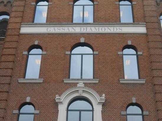 Gassan Diamonds Tour: building