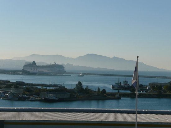 Ibis Budget Marseille l'Estaque : View from hotel