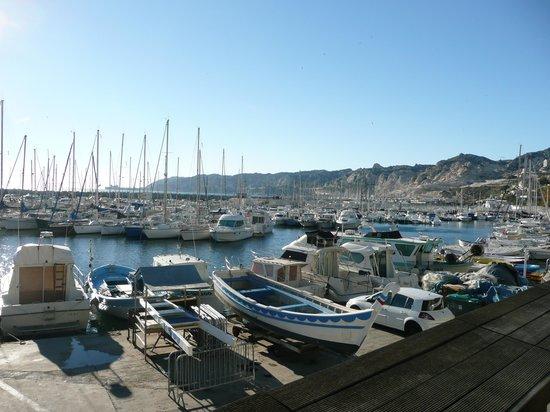 Ibis Budget Marseille l'Estaque: Port at L'Estaque
