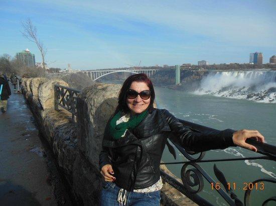 Niagara Falls: Mirando lo mejor de la naturaleza