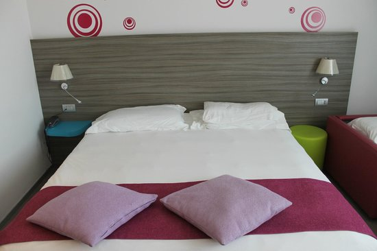 Mercure Venezia Marghera hotel: Bed