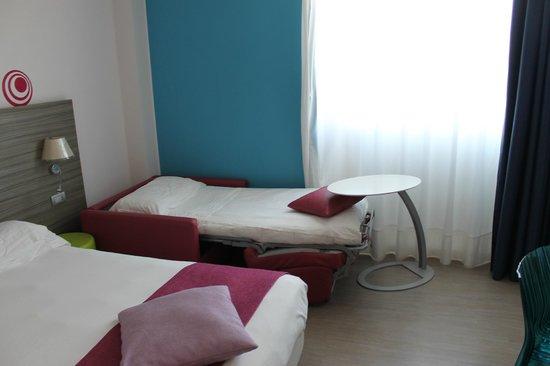 Mercure Venezia Marghera hotel: Room