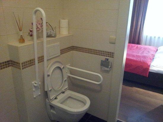 Hotel Peregrin: Baño