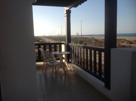 Iberostar Saïdia: Sea view room