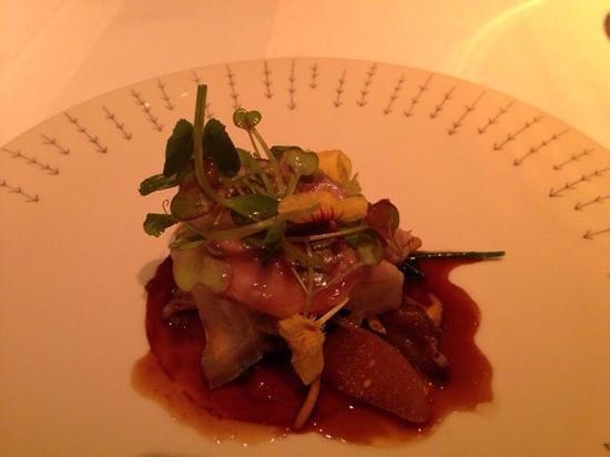 Restaurant Reinstoff: pheasant
