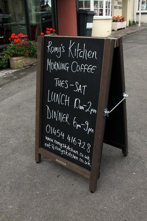 Romy S Kitchen Thornbury Menu