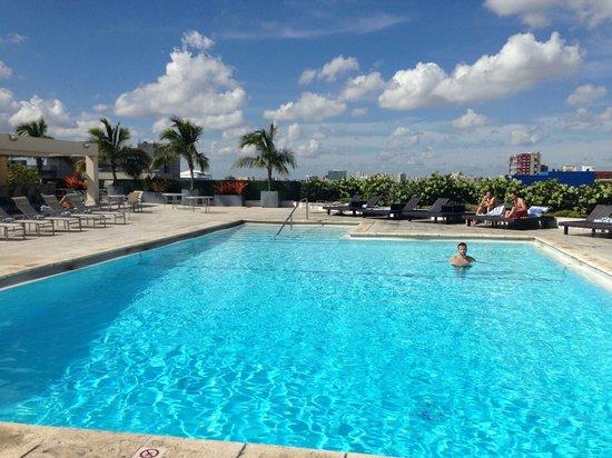 Hilton Miami Downtown: Pool