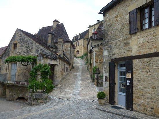 Hotel du Chateau : Charming Beynac-et-Cazenac