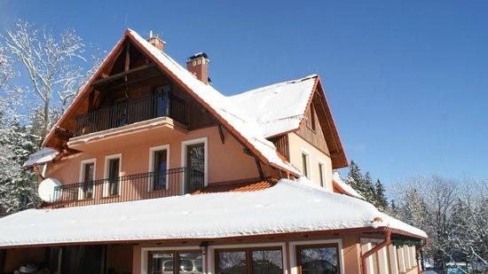 Apartamenty Karkonosz: budynek