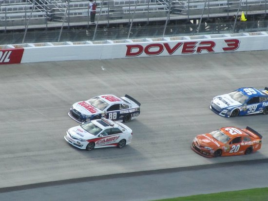 Dover International Speedway: Go Dale Jr !!!