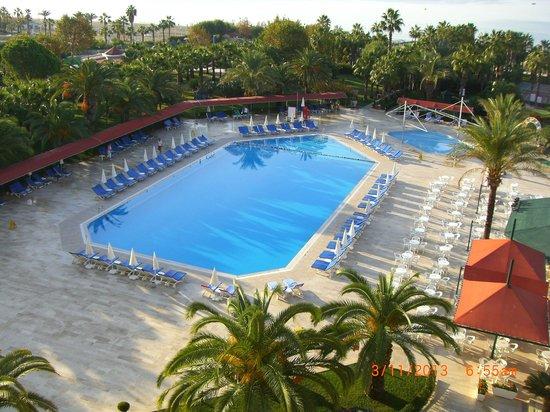 Miramare Queen Hotel: vom Zimmer