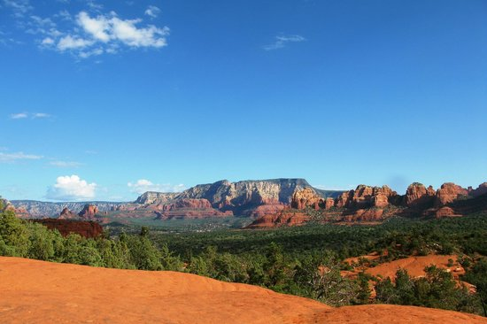 Pink Jeep Tours Sedona: The Views