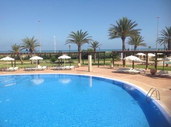 Iberostar Saidia : Relax pool