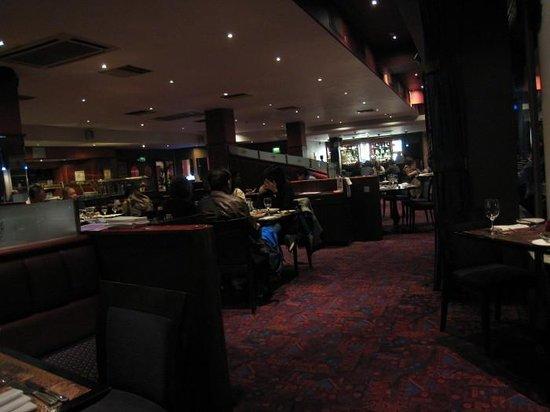 Mercure Edinburgh City - Princes Street Hotel: Dining/Breakfast room