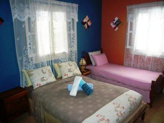 Hostal El Balcon: douoble room