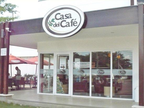 Casa del cafe @ las Colinas