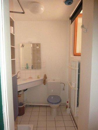 Edrei : salle de bain