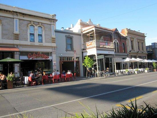 Crowne Plaza Adelaide: Rundle Street
