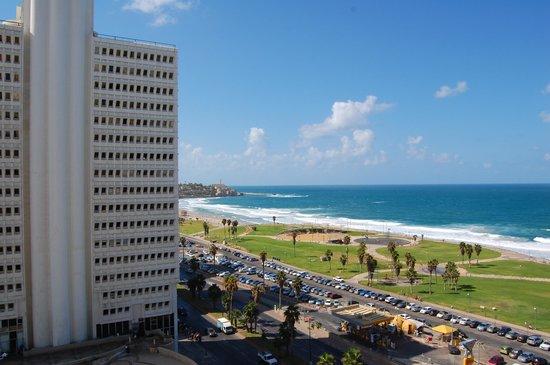 Dan Panorama Tel Aviv: Nice view