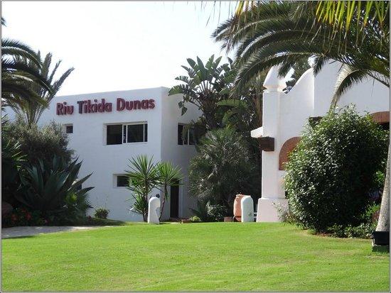 ClubHotel Riu Tikida Dunas : Hotel