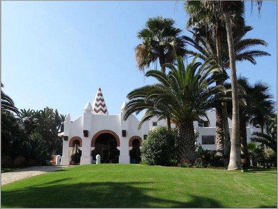 ClubHotel Riu Tikida Dunas : Hotel / Main entrance