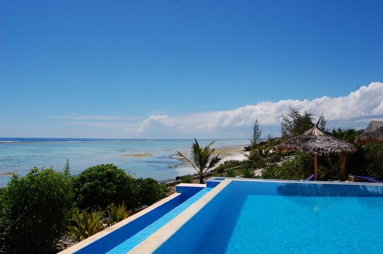 Kasha Boutique Luxury Hotel: View from the pool