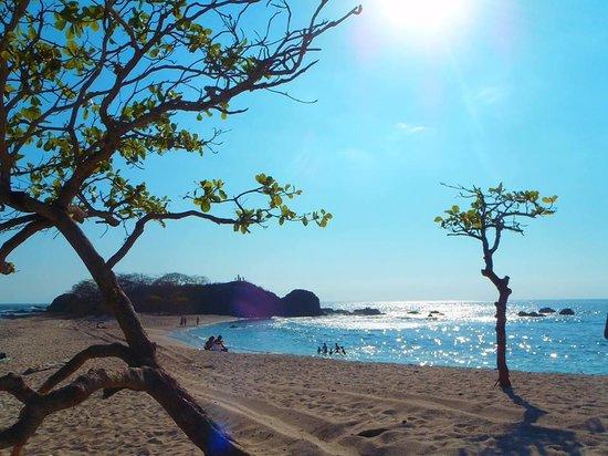 San Juanillo Beach: San Juanillo