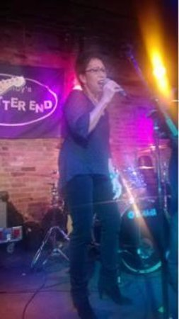 Bitter End: Willie Manzano, lead vocalist